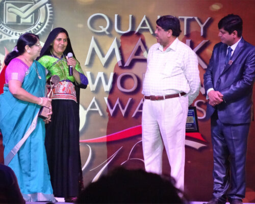Qiality Mark Women Award